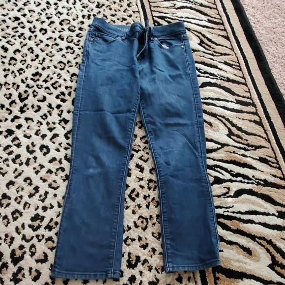 LOFT Denim - Loft crop jeans
